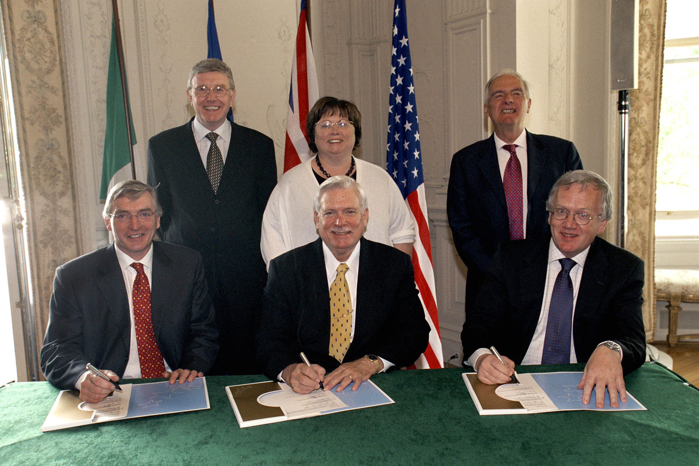 Partnership Established with Ireland and Northern Ireland
