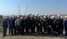 Conference Tour on Live Frac Site photo 2
